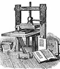 Gutenberg Press actual